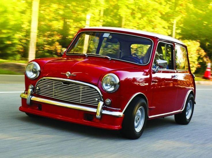1960 Morris Mini-Minor Mini morris,
