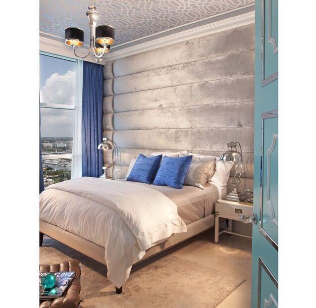 Las 25 mejores ideas sobre cabecera acolchada en for Muebles modernos en miami florida
