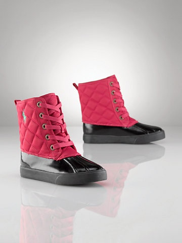 Danika Boot - Child 10.5-3   Shoes - RalphLauren.com