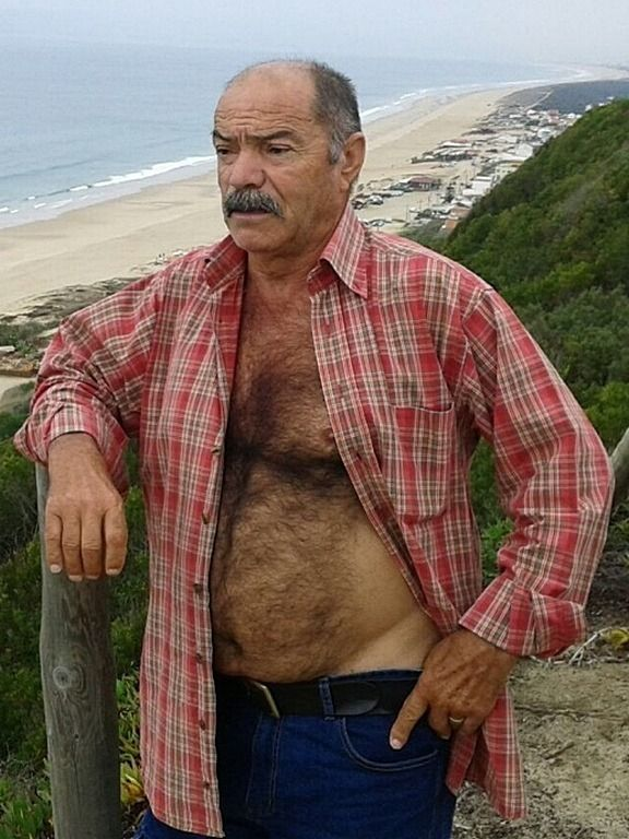 60152105ec Pin by sfwoof on Big Men Older Men in 2019 | Big men, Older men, Men casual