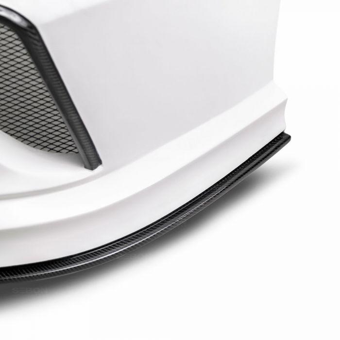 2016 2019 Honda Civic Tt Style Fiberglass Carbon Fiber Rear Bumper Honda Civic Carbon Fiber Body Kit