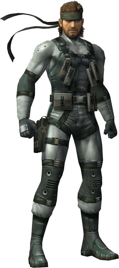 metal gear solid 4 snake - Google Search
