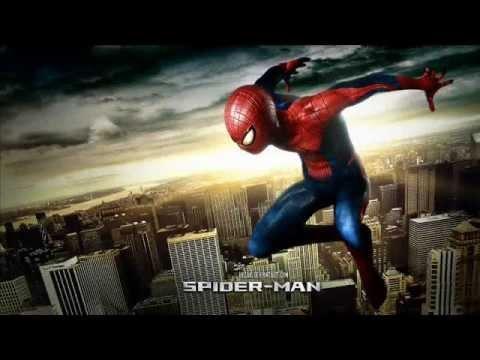 The Amazing Spider-Man 2012 Music theme/Pics 'Serenata' 'Emanation'