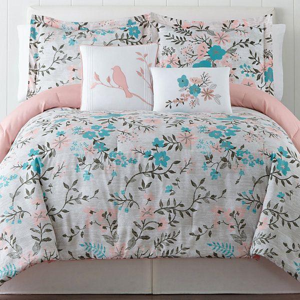 Inspire Harriet Comforter Set Jcpenney Maya S Room