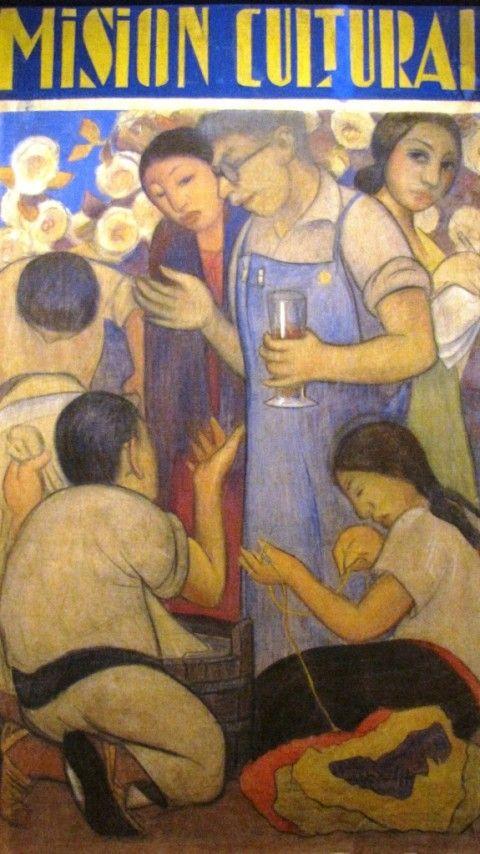 L'ultima mostra del Museo della Rivoluzione di Città del Messico racconta come, in tempi di buia crisi, appena un secolo fa, il governo cercò di attuare un rinnovamento culturale e sociale attraverso l'arte. Pensando che l'insegnamento di artisti e maestri potesse traghettare un intero Paese dalla barbarie all'età moderna. E considerando l'educazione artistica il necessario compimento rivoluzionario.