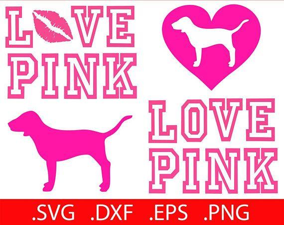 Download Love Pink SVG File Love Pink Clip Art Love Pink SVG Love ...