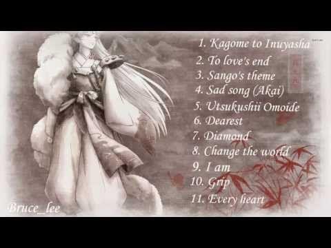 Beautiful/Sad Anime OST's ( INUYASHA ) - YouTube