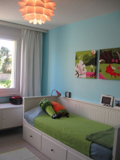 Kids rooms: Kids Beds, Toddlers Rooms, Kids Bedrooms, Crafts Rooms, Color Combos, Wall Color, Small Rooms, Bedrooms Ideas, Kids Rooms