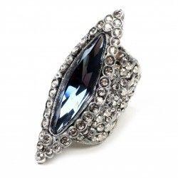 Marquise Fiona Ring by Clara Kasavina