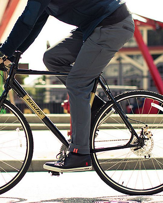 @Benjamin Barwell  #lululemon   men's commute pants  for your soon to come bike ride to work