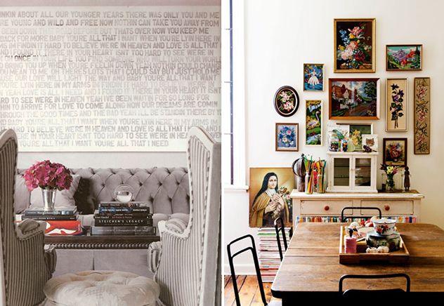 Carattere da parete: scopri il nostro articolo su DALANI MAGAZINE: fatti ispirare a rendere la tua casa ancor più bella con un click. Love your home!