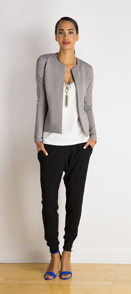 Laurel tailored bomber jacket