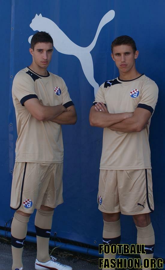 GNK Dinamo Zagreb PUMA 2012/13 Away Kit