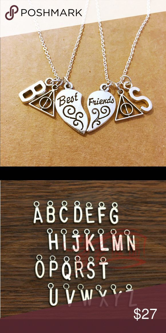 Zwei Beste Freunde Von Harry Potter Versilberte Edelstahlkette Ling Diamond Cross Necklace Gold Best Friend Necklaces White Diamond Necklace