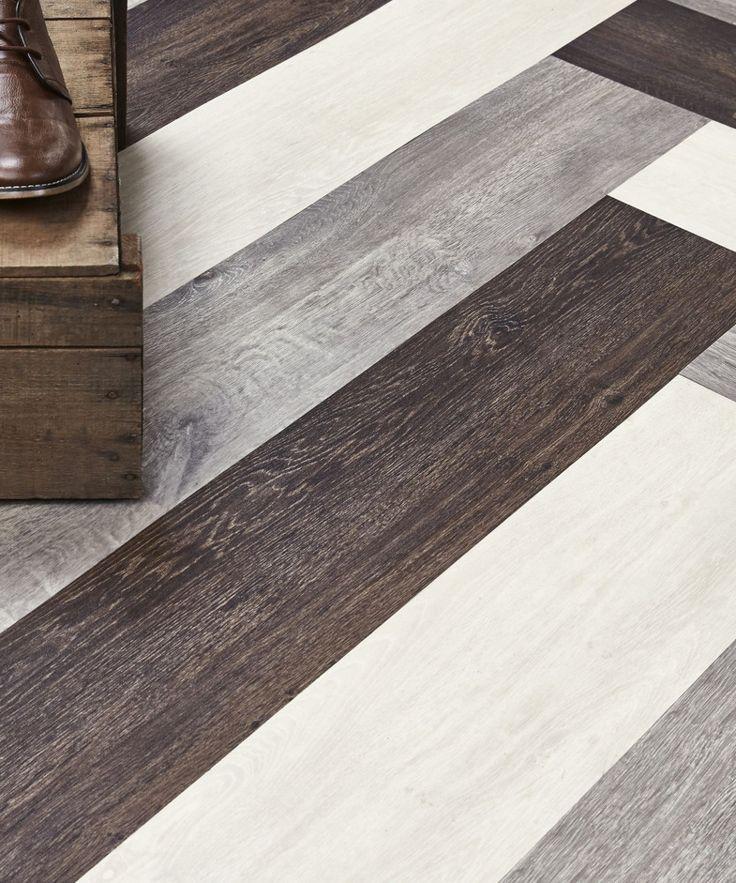 Vinyl Flooring Inspiration Loose Lay Tarkett Wood