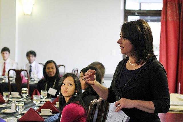 Focus Bloomsburg University: Mind your manners [Ziegler Institute for Professional Development]