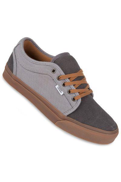 Vans Chukka Low Shoe (two tone grey gum)