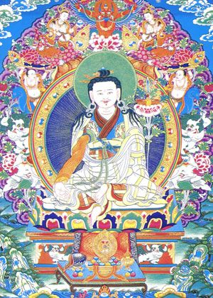 Naked radiant awareness itself ~ Jigme Lingpa http://justdharma.com/s/6cz41  The location of the truth of the Great Perfection is the unfabricated mind of the present moment, this naked radiant awareness itself, not a hair of which has been forced into relaxation. Maintaining this at all times, just through not forgetting it even in the states of eating, sleeping, walking, and sitting, is called meditation. However, until you are free from the obscurations of cognition, it is impossible for…