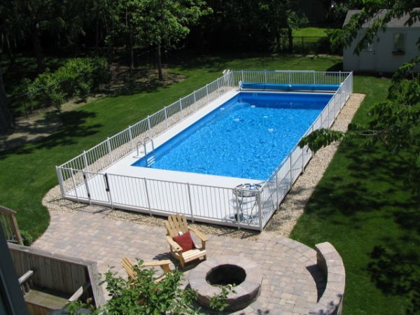 1000 ideas about above ground pool cost on pinterest for Pool construction cost