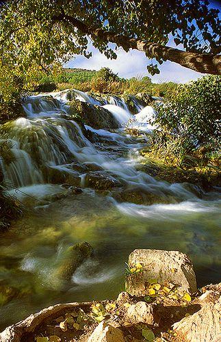 Lagunas de Ruidera  P.N.  Castilla la Mancha Spain