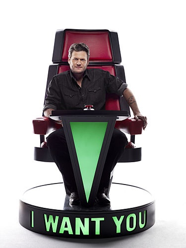 Voice Coach - Blake Shelton (NBC's The Voice - Airing this Sunday after the Superbowl on NBC!) #TheVoice #TeamBlake