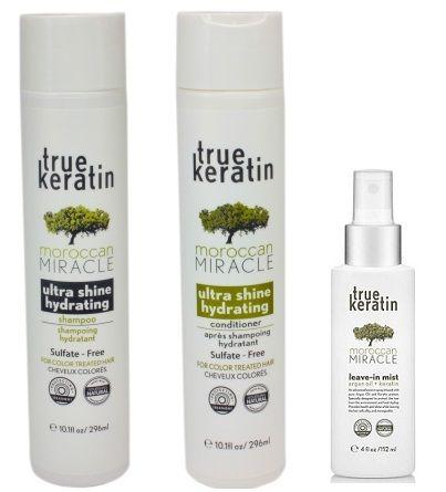 True Keratin Moroccan Miracle - Zestaw Szampon,Odżywka,Spray http://www.pieknewlosyonline.pl/pl/c/TRUE-KERATIN/170/1/full