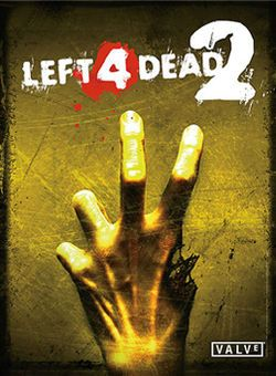 Left4Dead 2. due to germanys stricter game rules, game like this are an issue because of the intense fighting and gore