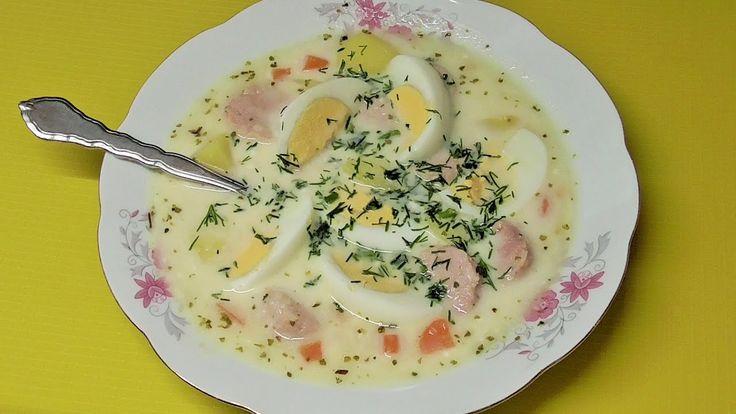 Zupa chrzanowa  /Kasia ze slaska gotuje