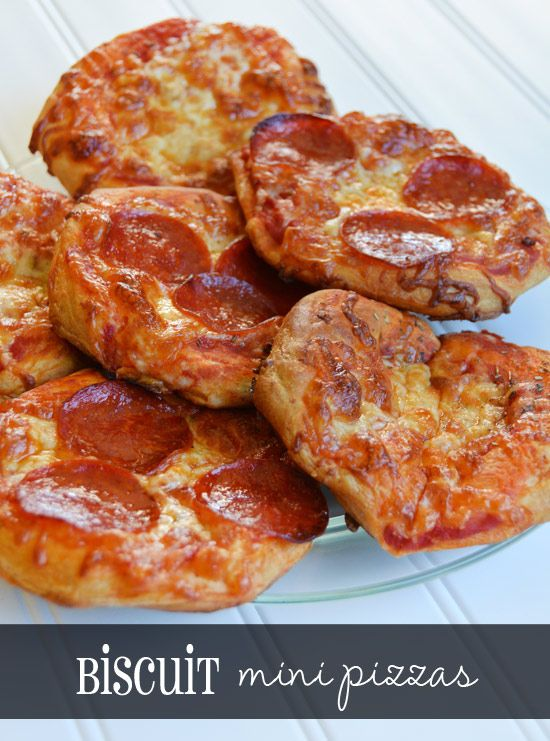 My kids love pizza. Whether it's delivered, grilled, frozen, homemade dough, deli-fresh dough. . .they don't really discriminate, they love pizza. This week we tried something new - mini pizzas with Pillsbury Grands! Flaky Biscuits. It was so incredibly...