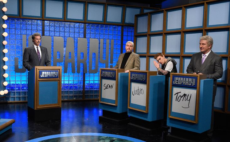 Some of Saturday Night Live's newest great impressions got to interact with some of its most classic ones when the show brought back its Celebrity Jeopardy sketch for the 40th anniversary special.