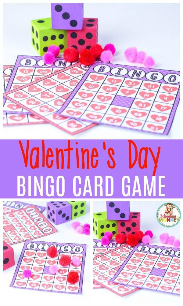 The 25+ best Valentine bingo ideas on Pinterest | Hearts card ...