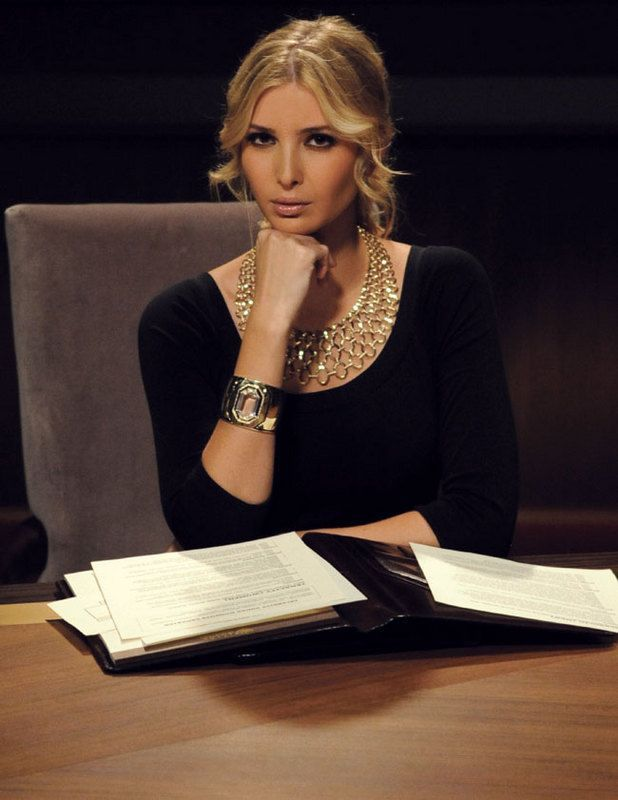 Image detail for -... and a global real estate maven ivanka trump has added jewelry designer