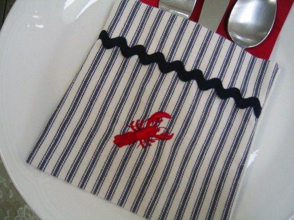 lobster-bake-napkin-pockets