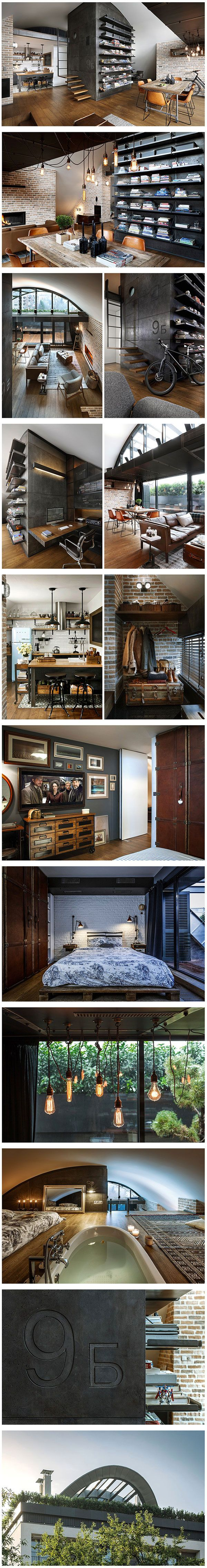 Attics: They're not just for crazy uncles anymore. In fact, interior designer…