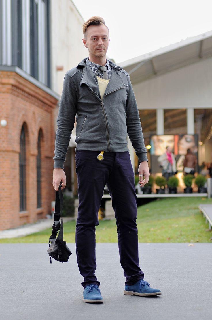 Piotr, 27 - ŁÓDŹ LOOKS www.facebook.com/lodzlooks #fashionweekpoland #fashionphilosophy #lodz #lodzlooks #fashionweek