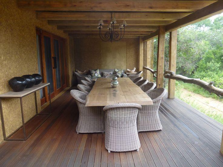 "Villa Zindoga au Relais & Châteaux ""Camp Jabulani"""