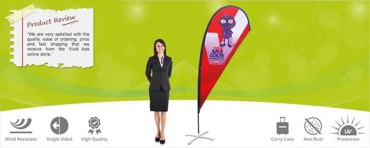 #Teardrop Advertising Flags, Advertising #Banner Shop Signs