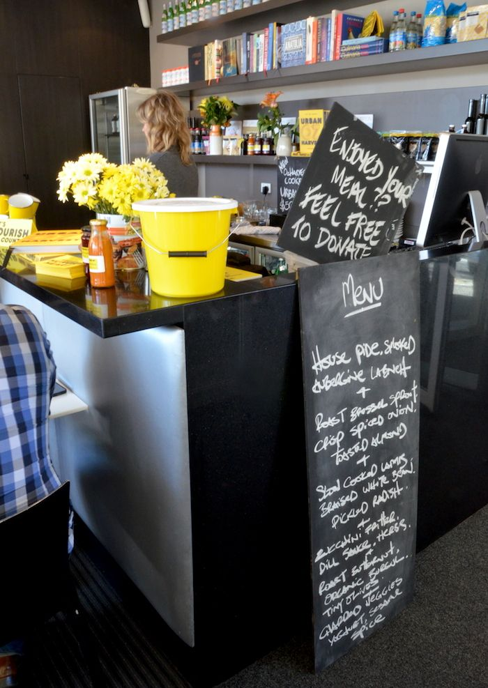 Oz Harvest Pop Up Cafe