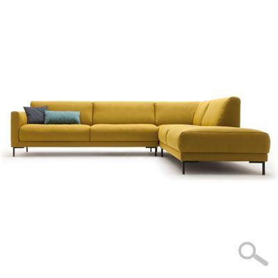 freistil 141 - Sofa, Sofagruppe und Sessel von Rolf Benz bei Sofas in Motion