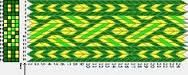 Birka tablet weaving patterns - Google Search