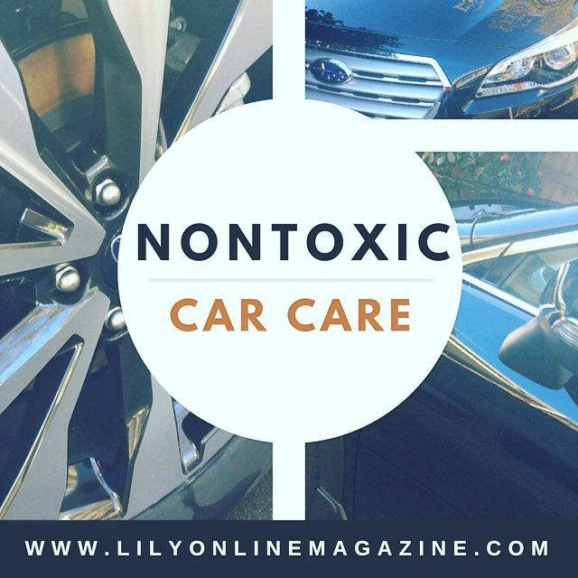 Read our current article on #nontoxic #carcare at www.lilyonlinemagazine.com. (Go to the Life and Style Section). We'll show you how to use the latest in #fibre #technology to make your car #shine #inside and out with just #water! Great if you are trying to reduce your impact on the #earth and a terrific option for getting the #kids involved in the fun of washing the car without exposing them to #harmful #chemicals! #cars #carlovers #carcareproducts #rev #auto #automotive…