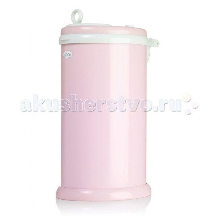 Ubbi Накопитель для использованных подгузников и 25 пластиковых мешков в подарок  Ubbi Накопитель для использованных подгузников и 25 пластиковых мешков в подарок - сделан из стали с порошковым покрытием, что позволяет отлично предупреждать появление неприятных запахов. Она оснащена резиновыми уплотнителями, которые были специально сделаны таким образом, чтобы блокировать распространение запахов и оставлять их внутри корзины, а также выдвижной крышкой, которая минимизирует проникновение…