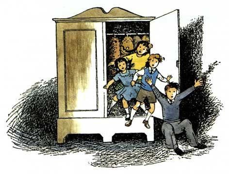 Las Crónicas de Narnia: El León La Bruja y El Ropero de C.S Lewis
