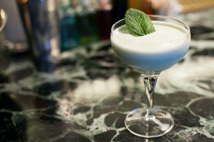 Grasshopper  #cocktails #hawksmoor