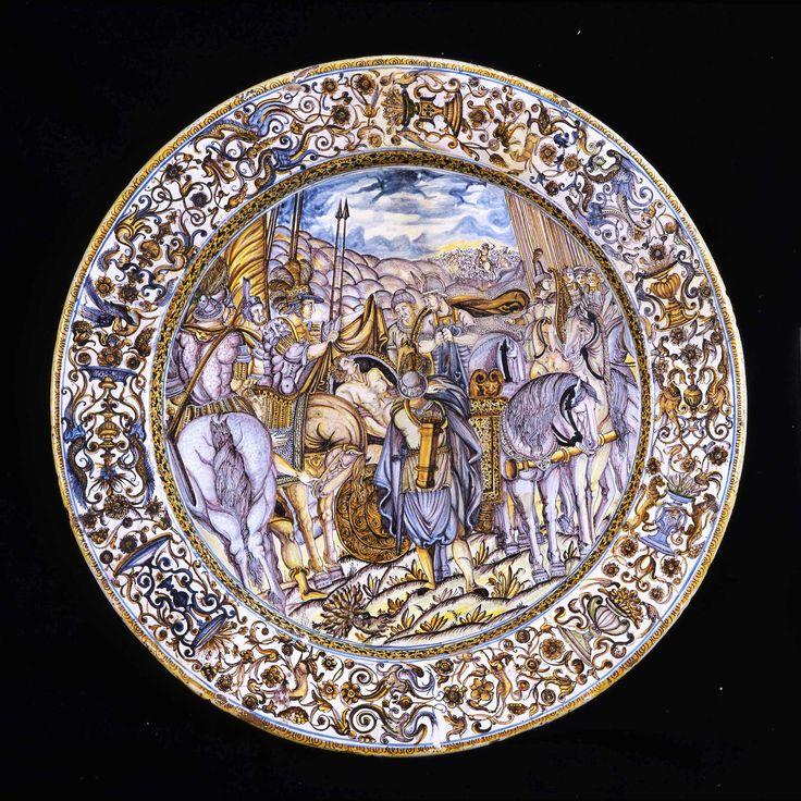 ceramiche di Castelli (Teramo)