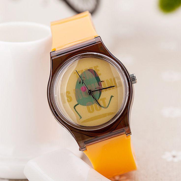 Cartoon Potato Wristwatch Women Watch Casual Girls Quartz Watch Montre dames horloge Clock reloj dama #Affiliate