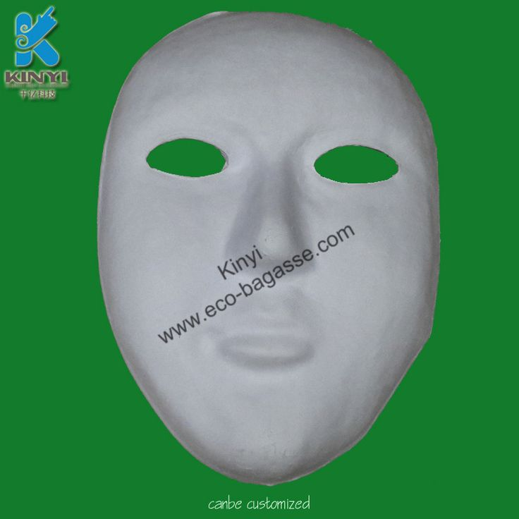 Plain Masquerade Masks To Decorate Stunning 14 Best Paper Pulp Masks Images On Pinterest  Face Masks Masks Inspiration