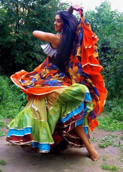 The Romany of Asia, India.  FB Gitanos en el Red page, also on Google and on nearly all Romany pages of Europe