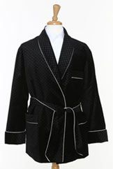 Since the mid 19th century smoking jackets have gains popularity among those who are fond of smoking tobaccos. There are different types of jackets available in the market and so clients have to be careful enough regarding the choice. Designer jackets are also available online nowadays and so one can now easily buy a smoking jacket right from home.