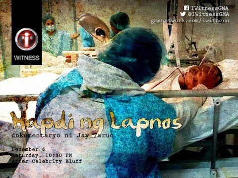 """FULL EPISODE: """"Hapdi ng Lapnos"""" by Jay Taruc, 15th anniversary special 